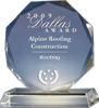 Dallas Roofing Contractor Award Best